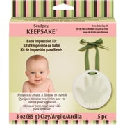 Polyform™ Sculpey Keepsake Kit, Baby Impression