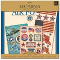 K&Company® Military Scrap Kit, 12in. x 12in., Air Force