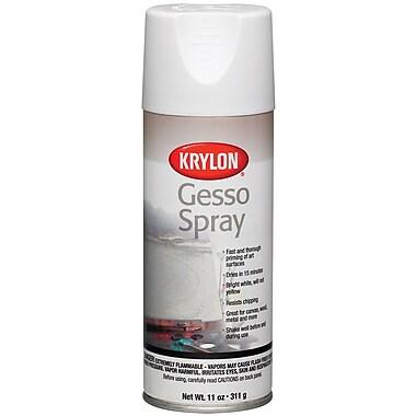Krylon K7015 Multicolor Gesso Spray, 7.9