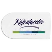 """Tsukineko® Kaleidacolor 3 3/4"""" x 2"""" Dye Ink Stamp Pad, Caribbean Sea"""