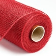 Canvas Corp™ 4in. x 20 yds. Deco Mesh Ribbon, Red
