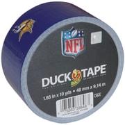 ShurTech NFLDT-40733 10 yd. x 1.88W NFL Licensed Duck Tape, Minnesota Vikings