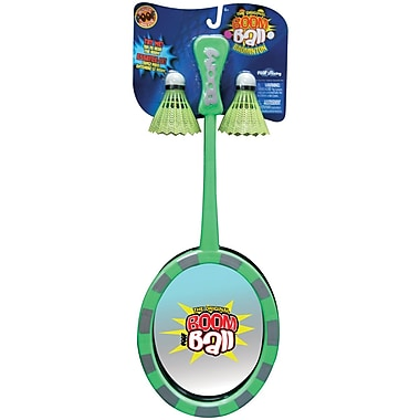 Poof-Slinky® Boom™ Ball Badminton Racquets With Birdies
