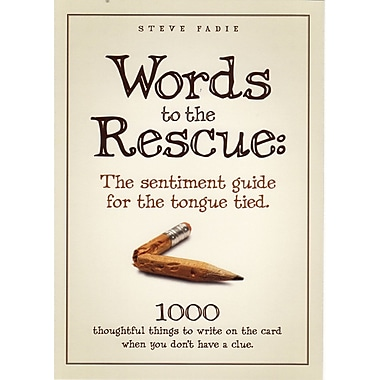 Orange Sky Books OSB-48001 Words To The Rescue Book