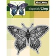 Penny Black® 4in. x 5 1/4in. Cling Rubber Stamp, Soft Wing
