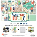 Echo Park Paper Photo Freedom Happy Go Lucky Collection Kit, 12in. x 12in.
