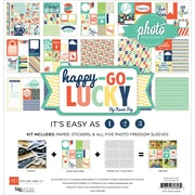 Echo Park Paper Photo Freedom Happy Go Lucky Collection Kit, 12 x 12