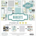 Echo Park Paper Photo Freedom Happy Little Moments Collection Kit, 12in. x 12in.