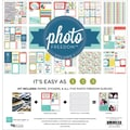 Echo Park Paper Photo Freedom Volume 1 Collection Kit, 12in. x 12in.