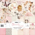 Kaisercraft 12in. x 12in. Paper Pack, Bundle Of Joy Girl