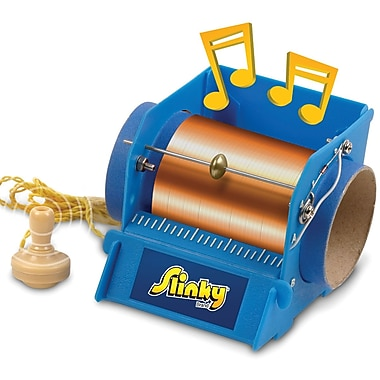 Poof-Slinky® Crystal Radio Kit