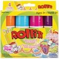 Pepperell 2.2 oz. Rollitt Paint, Bright, 3/Pack