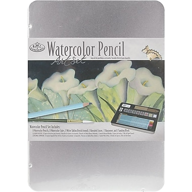 Royal Brush® Watercolor Pencil Art Set