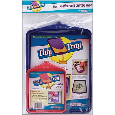 Tidy Crafts S1612 Tidy Tray Combo