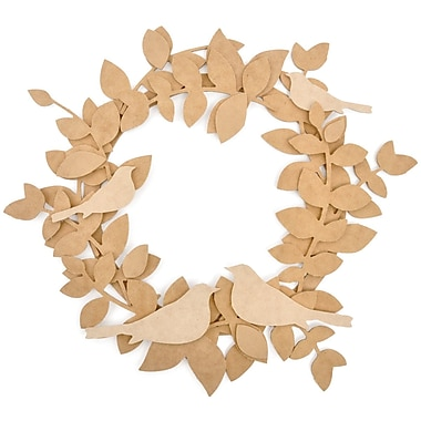 Kaisercraft Beyond The Page MDF Funky Wreath