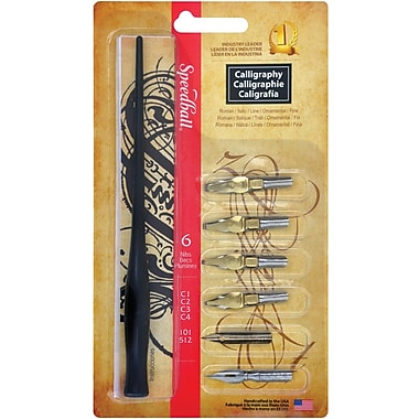 Speedball Art Products Calligraphy Set Staples