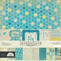 Authentique™ Paper 12in. x 12in. Summer Collection Kit
