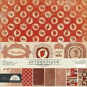 Authentique™ Paper Seasons Autumn Collection Kit, 12 x 12