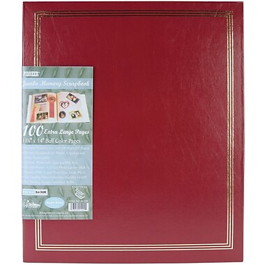 Pioneer® 11in. x 14in. Postbound Jumbo Albums