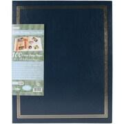 "Pioneer® Postbound Jumbo Album, 11"" x 14"", Navy Blue"