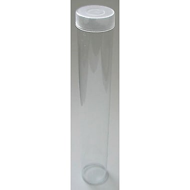 SRM Press 7in. Standard Tube, Clear, 12/Pack