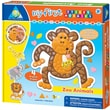 Orb Factory Zoo Animals My First Sticky Mosaics Kit