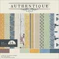 Authentique™ Paper 8in. x 8in. Cardstock Pack, Strong Bundle, 24/Pack