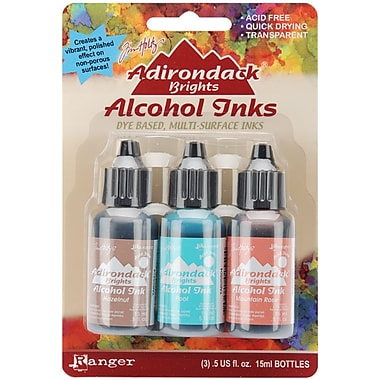Ranger Tim Holtz® Adirondack Brights Alcohol Ink, Scenic Terrace