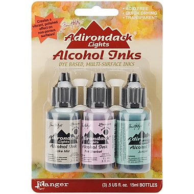 Ranger Tim Holtz® Adirondack Lights Alcohol Ink, Woodlands