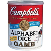 TDC Games Campbell's Alphabet Dice Game