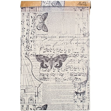Advantus™ Tim Holtz® Idea-Ology 12in. x 5 yds. Tissue Wrap, Melange