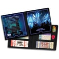 That's My Ticket Concert Ticket Album 8 1/4in. x 8 3/4in., Rock Concert