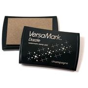 Tsukineko® VersaMark Dazzle Watermark Stamp Pad, Champagne