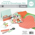 We R Memory Keepers™ Interfold Card and Envelope Pads, Thanks