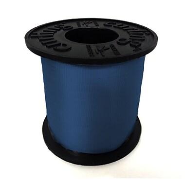 Ruban à friser 3/16 po, bleu royal, rouleau de 500 verges