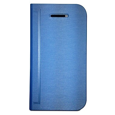 Logiix Platinum Book iPhone 5 Case, Blue