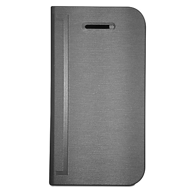 Logiix Platinum Book iPhone 5 Case, Gunmetal