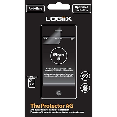 Logiix Screen Protector Anti-Glare, iPhone 5