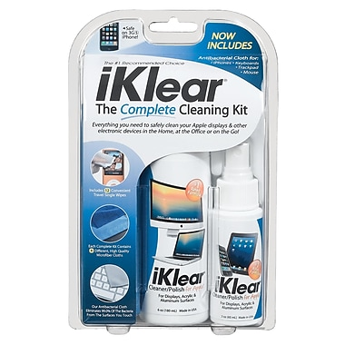 iKlear, IK-26K, Complete Cleaning Kit, screen cleaner