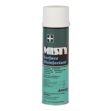 Misty® Amrep 20 oz. Aerosol Surface Disinfectant