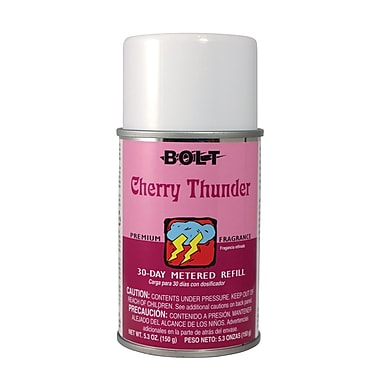 Bolt 5.3 oz. Metered Air Freshener Refill, Cherry Thunder