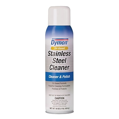 Dymon® 20 oz. Stainless Steel Cleaner
