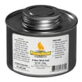 Fancy Heat® 4 Hrs 8 oz. Burner Chafing Fuel Can With Twist Cap Wick