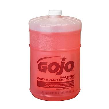 GOJO® 9155-04 1 gal. Herbal Spa Body and Hair Shampoo