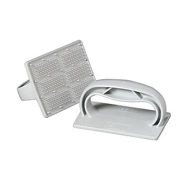3M™ Twist-Lok™ 961 Pad Holder, Light Gray
