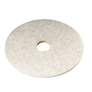 3M™ 27 Natural Blend Pad, White