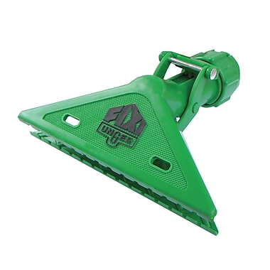 Unger® Plastic Fixi Clamp, Green