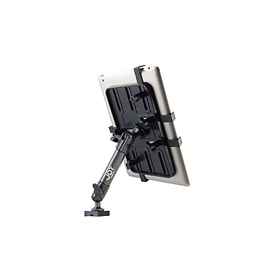 The Joy Factory Unite™ Universal C-Clamp Tablet Mount For iPad Mini/Nexus/Galaxy