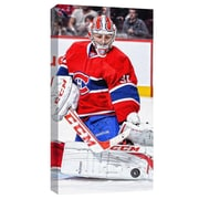 """Carey Price Canvas, Montreal Canadiens, """"The Save"""""""