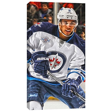 Evander Kane Canvas, Winnipeg Jets